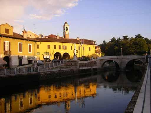 Boffalora e il ponte storico